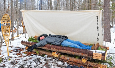 sleeping platform fultons