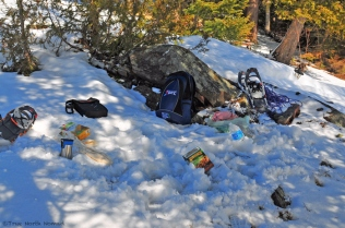 gear, picnic, snow, hike