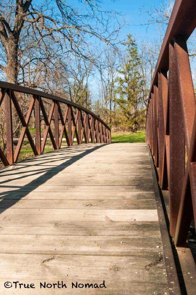 main bridge to fall lookout