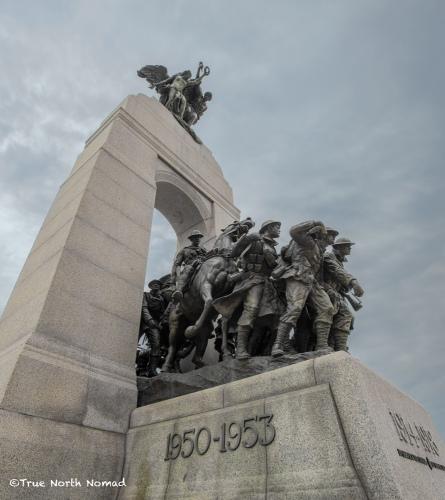 national war memorial ottawa ontario canada