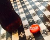 bottled coke... yeahhh