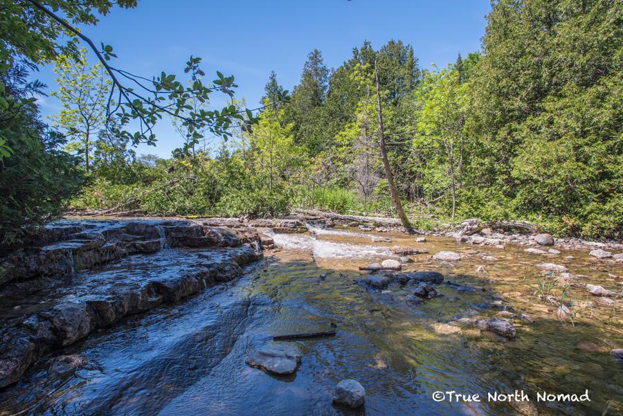 Paradise at Bruce Peninsula National Park | True North Nomad