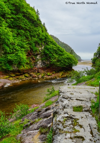 Point Wolfe River