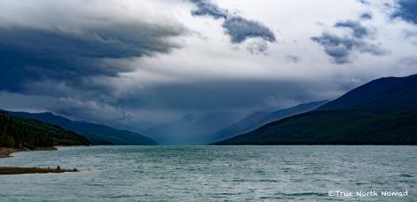 golden, british columbia, mountains, lake