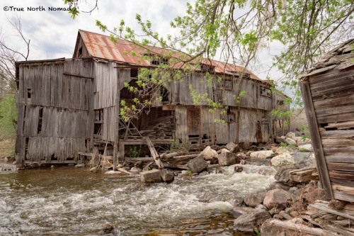 mill, ghost town, balaclava