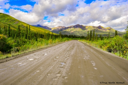 driving the dempster highway yukon