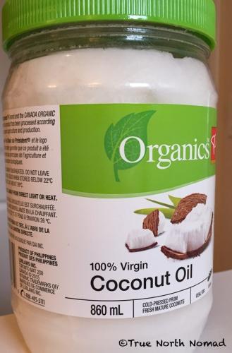 coconut oil, health hack, detox, natural skin moisturizer
