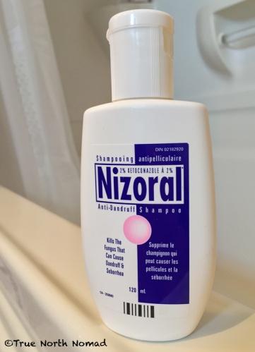 nizoral, shampoo, skin rash, health