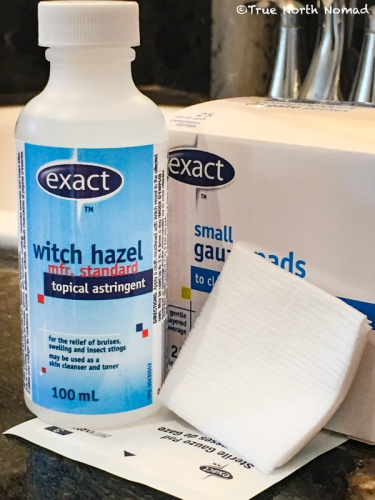 witch hazel, health hack, detox, astringent
