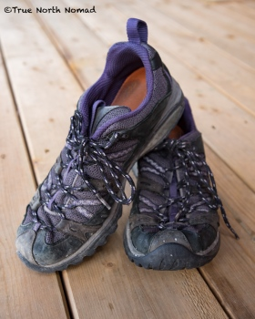 merrell weight-loss exercise shoes hiking climbing walking