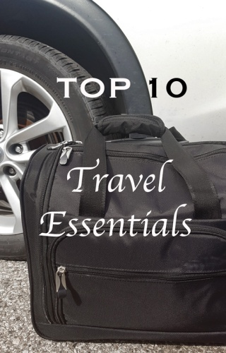 travel, travel essentials, travel kit