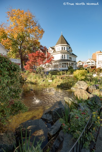 victoria, British Columbia, travel, victorian, Huntington manor hotel