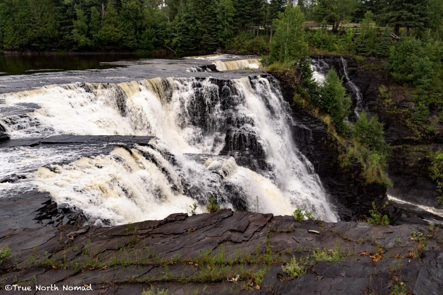 Kaministiquia River, kakabeka Falls, Ontario, waterfall, travel, adventure, hiking, nature, wanderlust, legend, sacrifice