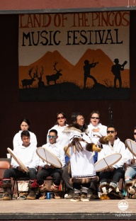 Inuit celebration and ceremony
