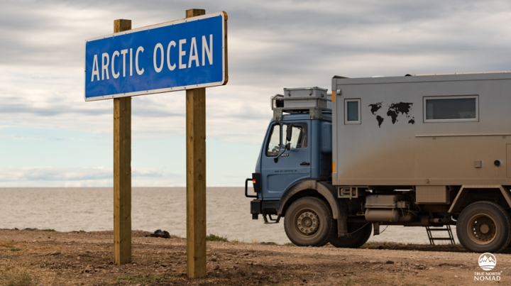 Arctic Circle, Arctic Ocean, Tuktoyaktuk, North West Territories, Dempster highway, mountains, Inuvialuit hamlet, travel, wanderlust