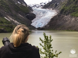 bear glacier, Stewart-Cassiar, highway 37, British Columbia, mountains, lake, alpine, wanderlust